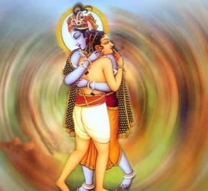 Harry and Krishna