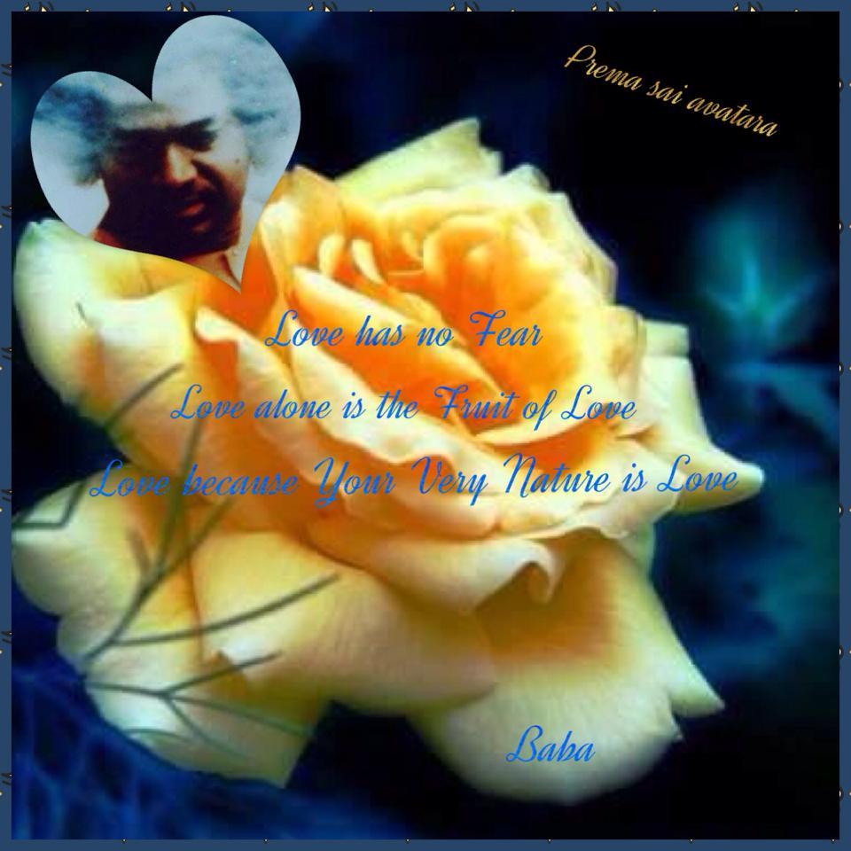Sathya sai baba anita bacha love has no fear m4hsunfo