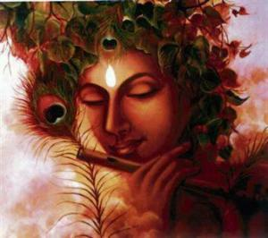 Krishna He who resides in your heart
